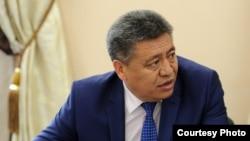 Эмилбек Алымкулов.