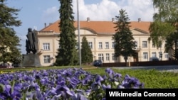 Zgrada Opštine Inđija, ilustrativna fotografija