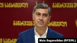Irakli Okruașvili