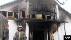 Оппозиция считает поджог редакции газеты «Сердало» провокацией
