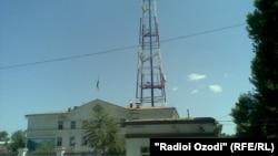 Таджикское государственное ТВ