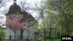Церковь в Праге. Иллюстративное фото.