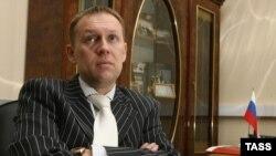 Андрей Луговой был обвинен британской прокуратурой в убийстве Александра Литвиненко