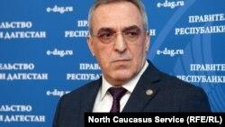 Министр здравоохранения Дагестана Джамалудин Гаджиибрагимов