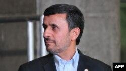 Махмуд Ахмадинежад, Рио-де-Жанейро, 20 июня 2012