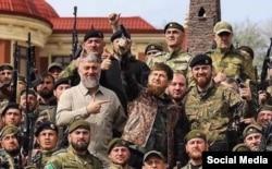 """Когда-то они боролись за свободную Ичкерию, сегодня кадыровцы за """"великую Россию"""""""