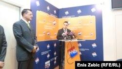 Saborski zastupnik Hrvatske narodne stranke Igor Kolman, 21. rujan 2012.