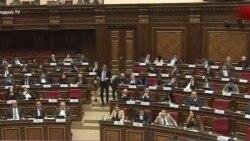 ԱԺ-ն մերժեց Ատոմ Ջանջուղազյանի պաշտոնանկության հարց բարձրացնելու առաջարկը
