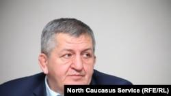 Тренер Нурмагомедов Iабдулманап