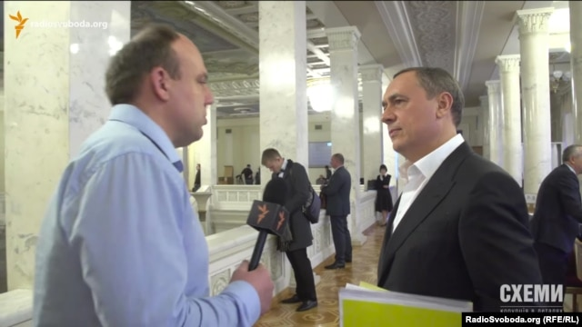 Народний депутат Микола Мартиненко не вірить, що не написав жодного депутатського запиту