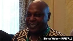 БҰҰ-ның бейбіт жиындар мен ассоциациялар еркіндігі жөніндегі арнайы өкілі Майна Киаи.