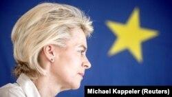 Кандидат на посаду голови Єврокомісії Урсула фон дер Лаєн