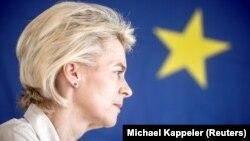 Дотеперішній міністр оборони Німеччини Урсула фон дер Ляєн, яку Європейський парламент обрав на посаду президента наступної Європейської комісії