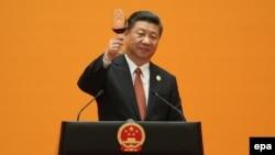 Presidenti kinez, Xi Jinping, foto nga arkivi