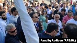 Milli Şuranın yürüşü. 28 may 2019