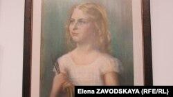 Портрет мадемуазель Клодин Биссон