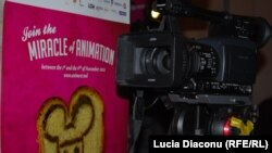 Moldova, Anim'est International Film Festival Chisinau, poster