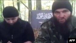 Члены исламского подполья