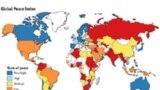 Hesabat dünyanın 121 ölkəsini əhatə edir