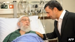 مدیرعامل سابق خبرگزاری فارس گفته که رهبر جمهوری اسلامی «به صراحت» با نامزدی احمدینژاد در انتخابات آینده «مخالفت» کرده است.
