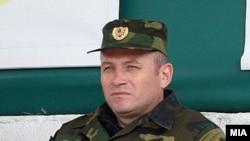 Началник на Генералштабот на АРМ Мирослав Стојановски