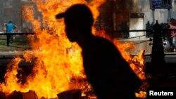 """В августе Египет уже пережил кровавые столкновения сторонников """"Братьев-мусульман"""" с полицией и военными"""