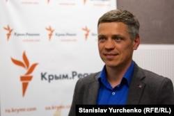 Сергей Мокренюк, представитель Краевого Совета Украинского Крыма