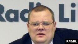 Віталь Сіліцкі на Радыё Свабода ў 2007 годзе
