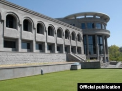 Институт древних рукописей Матенадаран