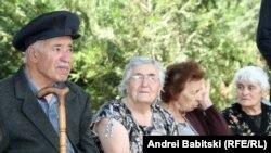 Старшее поколение всегда пользовалось особым уважением в осетинском обществе