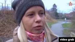 «Вікторыя Шміт» - дзяўчына, якой фэдэральныя расейскія СМІ, як мяркуецца, плацяць за інтэрвію і рэпартажы