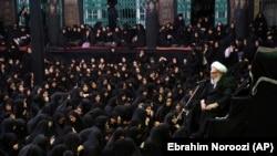 İranda Aşura mərasimi, arxiv fotosu