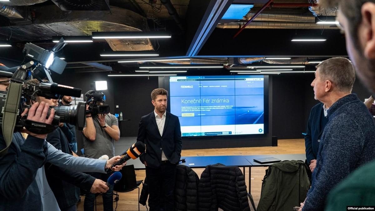 «Главная цель – остановить пустая трата государственных денег», – чешский программист сайт за 2 суток