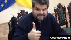 Богдан Яременко, руководитель «Майдана иностранных дел»