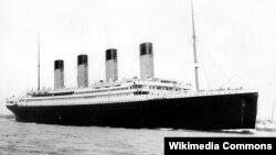"""""""Титаник"""" кемаси."""