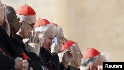 Kardinalë të Vatikanit...