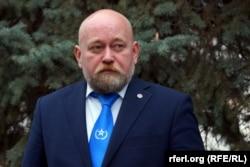 Владимир Рубан на процессе по делу Надежды Савченко