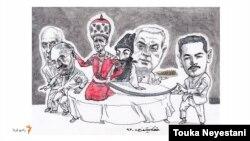 پروژه تجدد در ایران در مهمانی مازیار بهروز