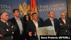 Ako bi Demokratski front bio u poziciji da ispuni obećanja to zaustavilo bi Crnu Goru na putu evro-atlantskih integracija