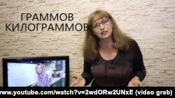 Russian-language teacher Tatyana Gartman has been using her YouTube channel to take TV hosts to task for their bad grammar.