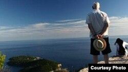 Pogled na Dubrovnik sa Srđa (photo: Marina Kelava)