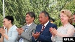 Кыргыз эли экс-президенттин бир эле жубайын - Татьяна Бакиеваны эле таанышчу.