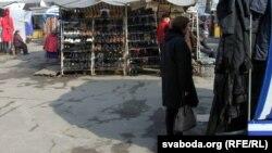 Гандаль на Цэнтральным рынку