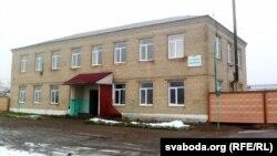 Адміністрацыйны будынак ААТ «Гарадоцкае райаграпрамзабесьпячэньне»