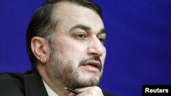 حسین امیر عبداللهیان٬ معاون وزیر خارجه میگوید این اتهام به منظور پوشش گذاشتن بر مسائل داخلی بحرین مطرح شده است.