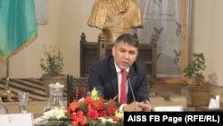 مسعود اندرابی سرپرست وزارت داخله افغانستان