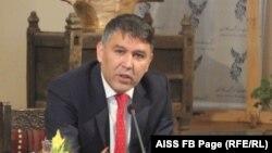 د کورنیو چارو وزیر مسعود اندرابي
