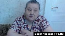 Евгения Карабанова, родственница одного из погибших в авиакатастрофе в Иркутске-2