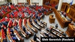 Спікер закликав усіх депутатів бути в залі 25 квітня об 11:00 для голосування