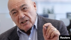 """I get the feeling that some of the people on top are scared and they're trying to figure out ways to control people who are less and less supportive of the government,"" says prominent Russian journalist Vladimir Pozner."